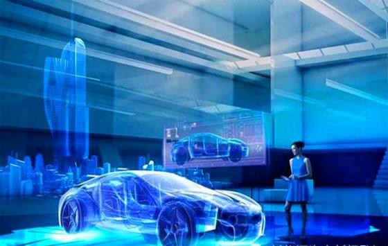 北京車展:互聯網造車搶風頭