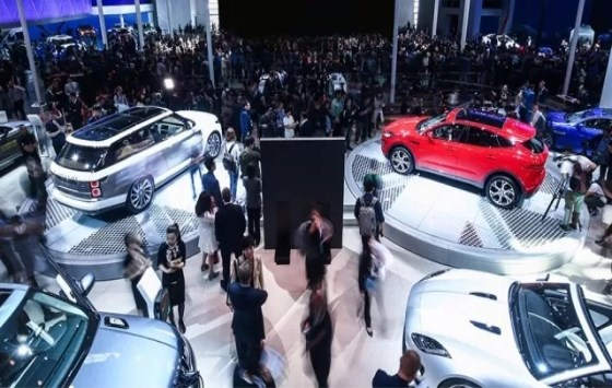 武漢車展十大特色分析,值得收藏