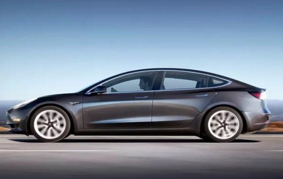 最親民!特斯拉國內Model 3,預計售價37萬起!