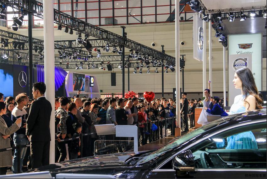 買車必等11月,您有一封來自鄭州國際車展的邀請函
