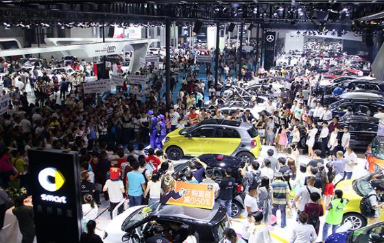 近70品牌600款車型,遵義國際車展大手筆重磅出擊!