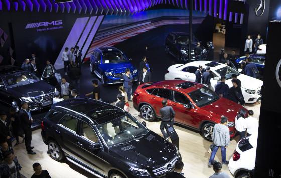 2018遵義國際車展,席卷紅城勢不可擋